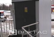 Шахтный подъемник, г/п 1000 кг